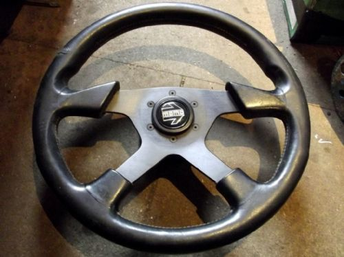 Steering wheel, MX-5, Momo 4-spoke, 365mm, USED 03